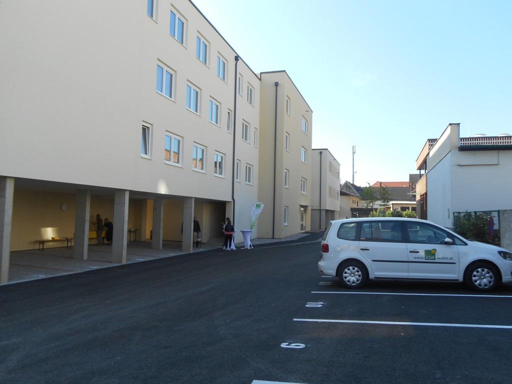 Wohnanlage St. Andrä
